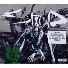 """STAIND """"STAIND (DELUXE EDITION)"""" CD + DVD NEW+"""