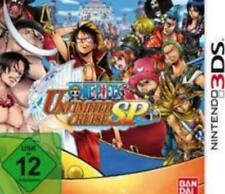 Nintendo 3DS One Piece Unlimited Cruise SP 1 Deutsch Neuwertig