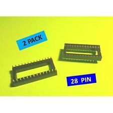 28 pin IC socket - 2 pack