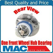 ONE 100% New Front Whee Hub Bearing for Chevrolet Monte Carlo 4 Wheel Abs 01-05