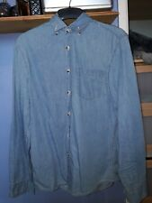 Burtons Denim shirt small, new without tags! Good condition!