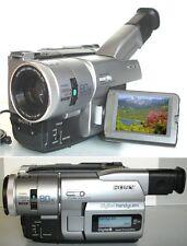 Sony DCR-TRV110E PAL Digital 8 ,Hi8, Video8 Camcorder + 1 Jahr Gewährleistung