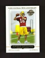 2005 Topps AARON RODGERS RC #431 Mint