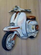 LAMB,SCOOTER,WALL HANGING KEY RACK,CLASSIC SCOOTER