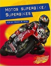 Motos superbike  Superbikes (Blazers Bilingual) (Spanish Edition)-ExLibrary