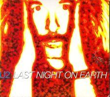 U2 - Last night on earth 3TR Digipak CD 1997 POP-ROCK