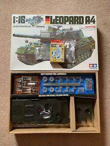 Tamiya 1/16 Leopard 1A4