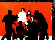 "THE WHITE STRIPES ""White Blood Cells"" 16 Track Vinyl  RED LP"