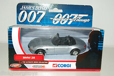 CORGI TY05002 JAMES BOND 007 BMW Z8 MIB RARE SELTEN