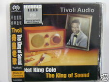 Nat King Cole The King Of Sound Hybrid Stereo SACD CD New Top Music