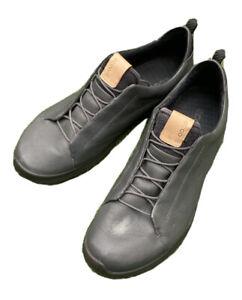 Ecco Biom Hybrid 3 Men Grey Golf Shoes Sz US13 UK12.5 EU47 Extra Width