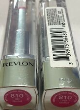 (2) Revlon Ultra HD Lipstick, 810 hd Orchid