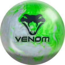 12lb NIB Motiv FATAL VENOM Bowling Ball NEW Undrilled NEON GREEN/CLAMSHELL PEARL