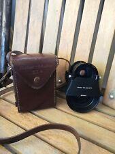 Rolleiflex Rollei Mutar 0,7 X Aggiuntivo grangangolare. Carl Zeiss