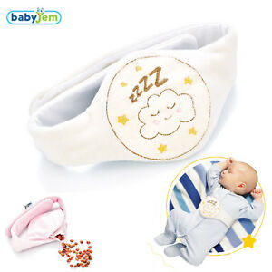 BabyJem Cherry Core Filled Baby Heat Warm Belt Anti Colic Tummy Pain (ART-429)