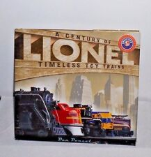 Lionel : A Century of Timeless Toy Trains by Dan Ponzol (2000, Hardcover)