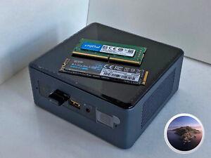 Intel NUCkintosh i5, (Mac Mini style Hackintosh) i5, 16G, 512G