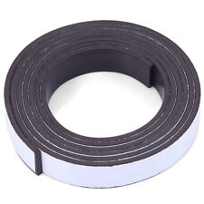 10 X1.5mm 1m Self-Adhesive Flexible Rubber Magnet Tape Roll Widely Used