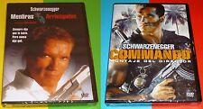 MENTIRAS ARRIESGADAS + COMMANDO Montaje del director - Arnold Schwarzenegger Pre