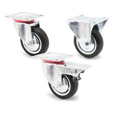 Transportrollen Lenkrollen Bockrolle Lenkrolle mit Bremse Transportrolle  Rolle