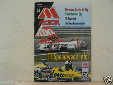 MO8824-NICO BAKKER STORY,GP AUSTRIA CORNU,SUPER TOERTEST PART 2,TT INFO ,DR750S