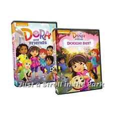 Dora The Explorer and Friends: TV Series Complete Vols 1 & 2 Box / DVD Set(s)