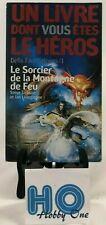LDVELH - Défis fantastiques / 1 - Le sorcier de la Montagne de Feu - TBE