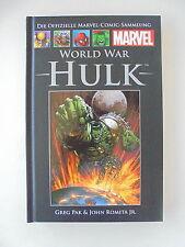 Die Offizielle Marvel Comic Sammlung - Band 54, World War - HULK   Z. 1