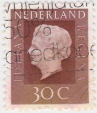 Niederlande, Königin Juliana Regina, NEDERLAND 30 C