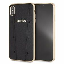 GUESS - Cover Iphone Xr Protezione Rigida Antishock Guess - Rosso