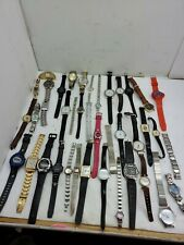 Large  Wristwatch Lot | UNTESTED |  40 pieces Look!!