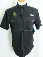 New Baylor Bears University Black Embroidered Columbia PFG Omni-Shade Men's XXL