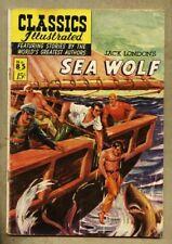 Classics Illustrated #85-1951 gd/vg 3.0 1st edition London Sea Wolf