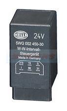 HELLA 5WG002450301 lavare pulire unità di controllo 24 V Volt 6 PIN SCANIA