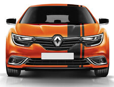 Single Bande Racing Stripes Vinyl Decal for Renault Megane 4 2015 2019 BD803-14