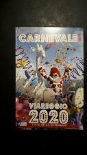 BELLA CARTOLINA  VIAREGGIO CARNEVALE 2020