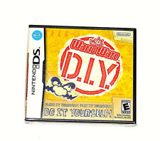 WarioWare D.I.Y. - Nintendo DS *** BRAND NEW *** Ships Fast !!!
