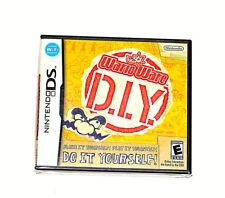 Nintendo ds warioware diy video games ebay warioware diy nintendo ds brand new ships fast solutioingenieria Choice Image