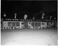 Old Photo.  Florida Keys.  Popeye Bar & Motel
