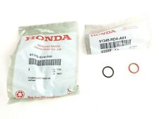 Honda Power Steering Pump Inlet Outlet O-Ring Seal 91370-SV4-000 91345-RDA-A01