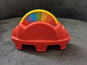 Fisher Price Rainforest Jumperoo COLOR WHEEL Rainbow Spinner Replacement Part