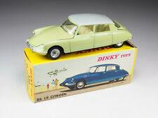DINKY TOYS FRANCE - 530 - DS 19 Citroen - Pneus Dunlop et jantes alu