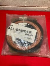 ALL-BANDER DIPOLE for your ANTENNA TUNER