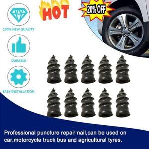 Car Vacuum Tyre Repair Nails Tubeless Tyre Repair Rubber Nails