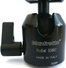 MANFROTTO PROBALL 308RC TRIPOD HEAD.