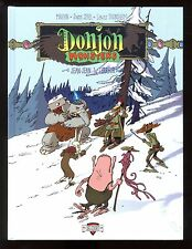 DONJON MONSTERS  n° 1 JEAN-JEAN LA TERREUR  MAZAN / SFAR / TRONDHEIM  EO 2001