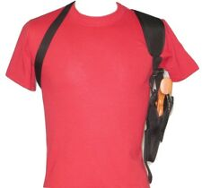 Vertical Shoulder Holster for TAURUS JUDGE PUBLIC DEFENDER POLY