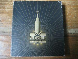 RAMMSTEIN  COFFRET 1 CD + 2 DVD