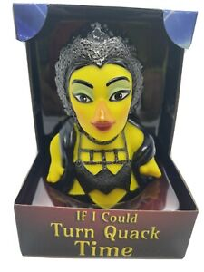 Cher If I Can Turn Back Time Celebriducks Rubber Ducky