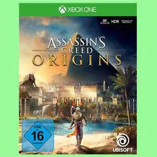 Assassin's Creed Origins Xbox One Download Code - AC Microsoft Ubisoft Game Key